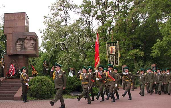 Праздничные мероприятия, посвященные 100-летию пограничной службы, состоятся на Брестчине